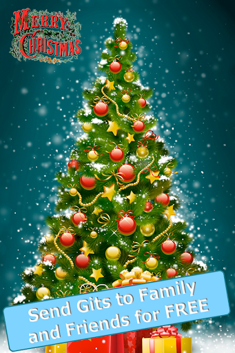 Christmas Tree - Send gifts