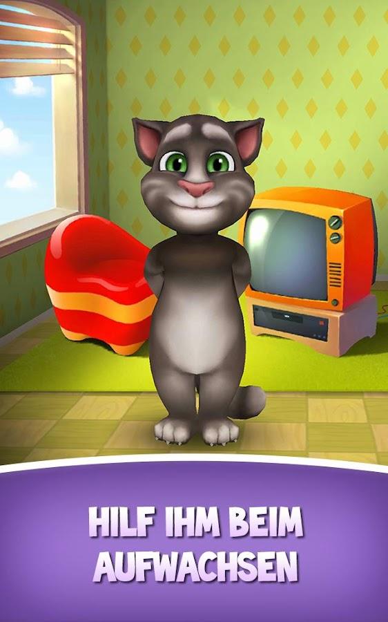 Tom Katze Spiel