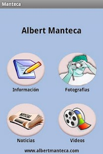 Albert Manteca - screenshot thumbnail
