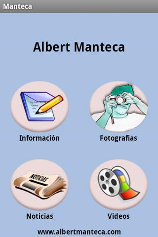 Albert Manteca - screenshot