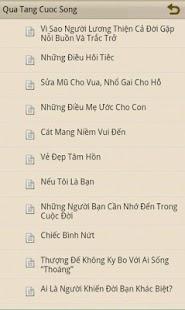 玩免費書籍APP|下載Qua Tang Cuoc Song app不用錢|硬是要APP