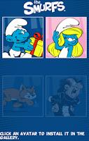 Screenshot of The Smurfs' New Live Wallpaper