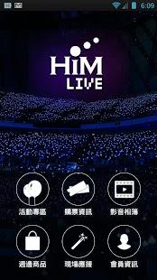 華研 HIM Live