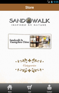 SandWalk- screenshot thumbnail