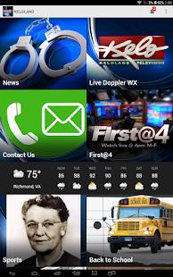 KELOLAND News/Weather/Sports - screenshot thumbnail