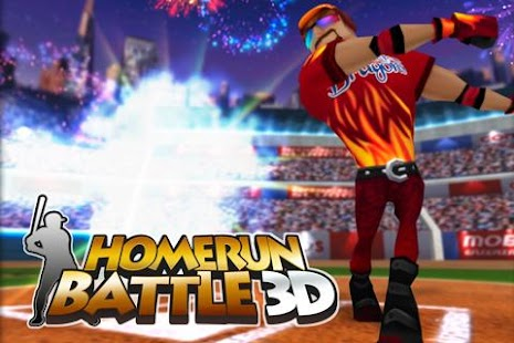 Homerun Battle 3D - screenshot thumbnail