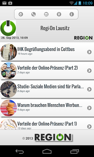 Regi-On Lausitz Blog