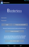 Screenshot of TMB Borderless