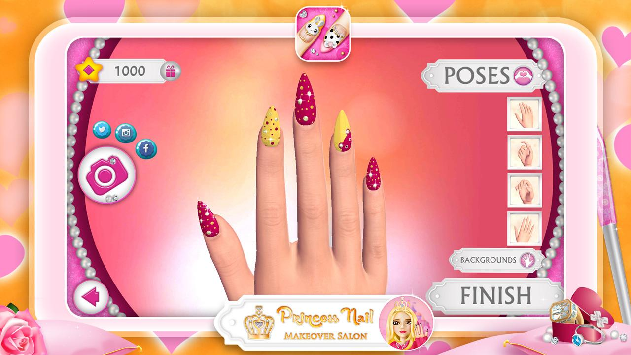 Nail Art Ideas Barbie Nail Art Games Free Pictures Of Nail Art