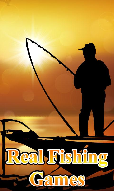 Real fishing game android apps on google play for Real fishing games