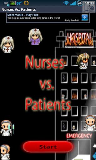Thumb Smash Nurses Vs Patients