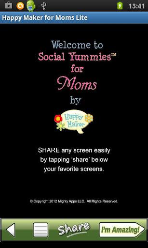 Happy Maker for Moms Lite