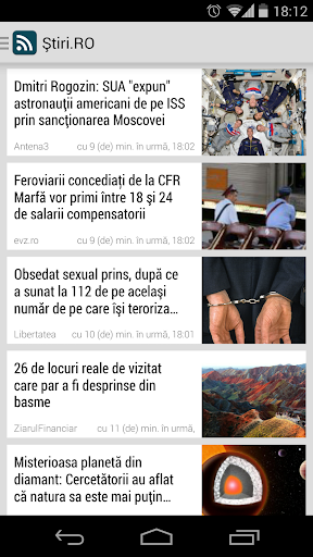 Stiri.RO : Stiri din Romania