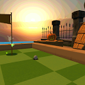 Halloween Mini Golf Games 3D icon