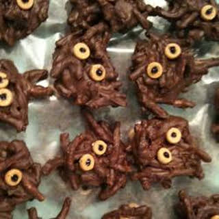 Chocolate Spiders No Peanuts Recipes.