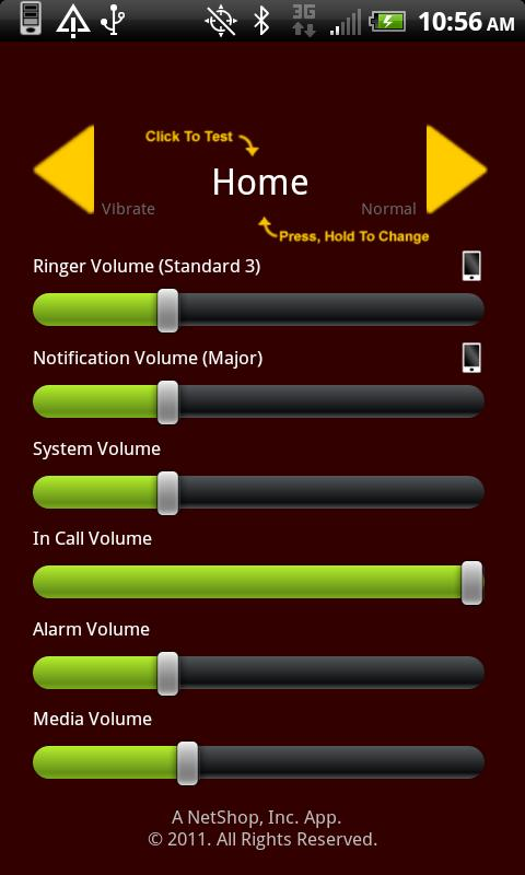 Volume Rocker - screenshot