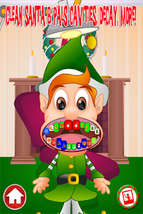 Christmas Dentist Office Santa - Doctor Kids Games - náhled
