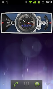 TAG Heuer e-clock - screenshot thumbnail