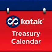 Kotak Treasury Calendar