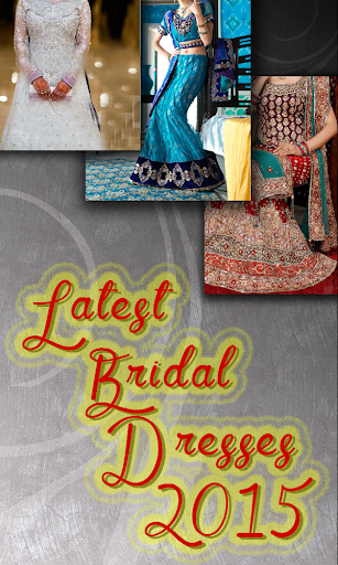 Bridal Dresses Collection 2015
