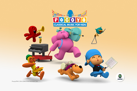 Pocoyo Classical Music- screenshot thumbnail