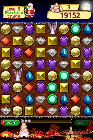 Jewel Magic Xmas- screenshot