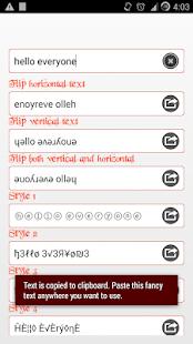 玩免費生產應用APP|下載Fun Fancy Text app不用錢|硬是要APP