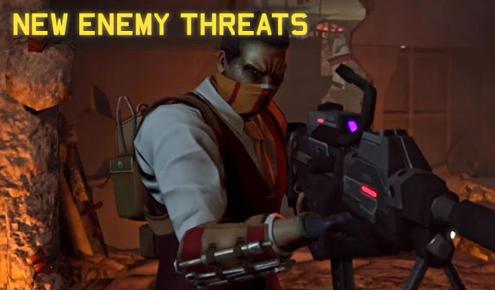 XCOM®: Enemy Within Android App Screenshot