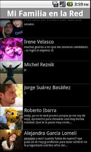 Mi Familia en la Red- screenshot thumbnail