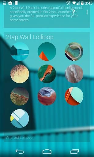 2tap Wall Pack - Lollipop