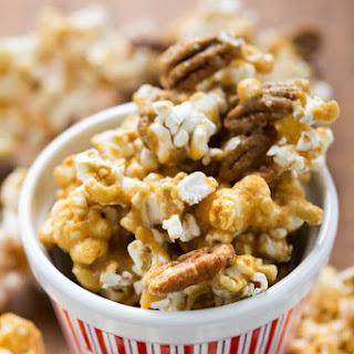 Pecan Praline Popcorn