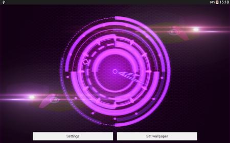 Mystic Halo Clock 1.286.13.82 screenshot 2092499