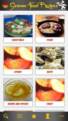 German Food Recipes - Cooking