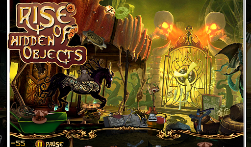 Rise of The Hidden Objects v31.1.1