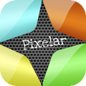 Pixelar Free logo