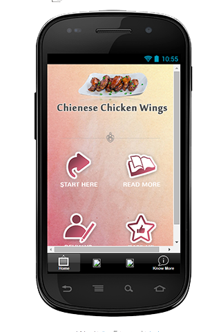 Chinese Chicken Wing Recipes