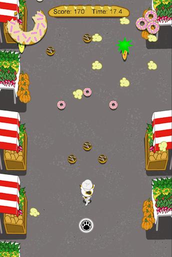【免費街機App】Baker Cat-APP點子