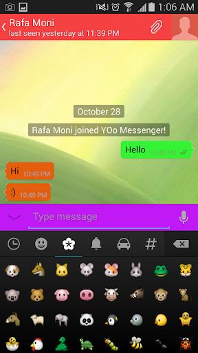 YOo Messenger