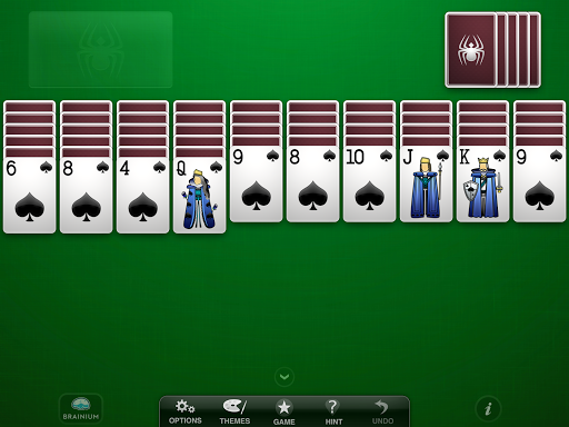 Spider Solitaire 1.3.4.24 screenshots 6