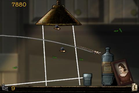 Spider: Secret of Bryce Manor- screenshot