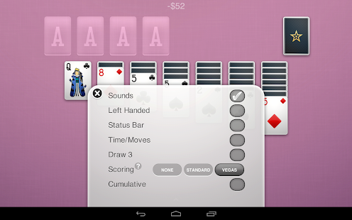 Solitaire+ - screenshot thumbnail