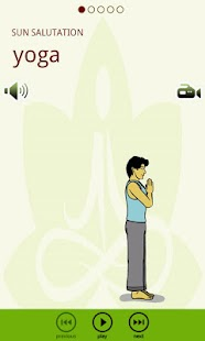 Yoga Trainer - For your Health- screenshot thumbnail