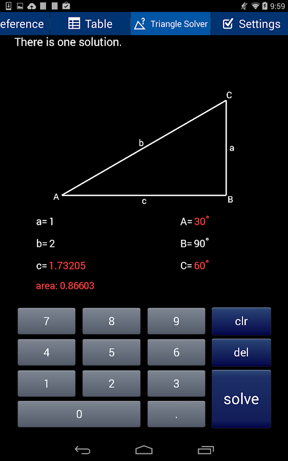 Free Graphing Calculator 2- screenshot