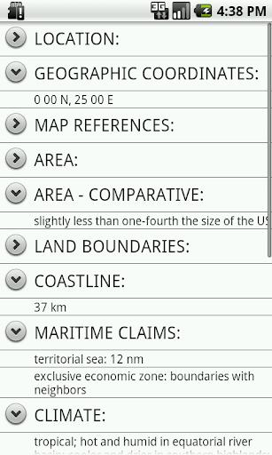 【免費生產應用App】DRC Facts-APP點子