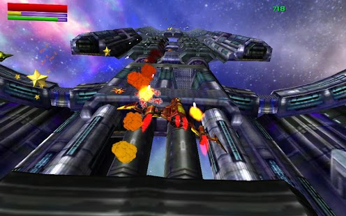 Galactic Run Screenshot 2