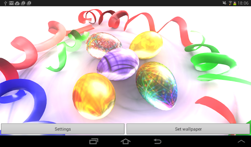 VA Easter Eggs 3D для планшетов на Android