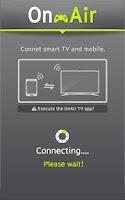 Screenshot of OnAir For Samsung_SmartTV