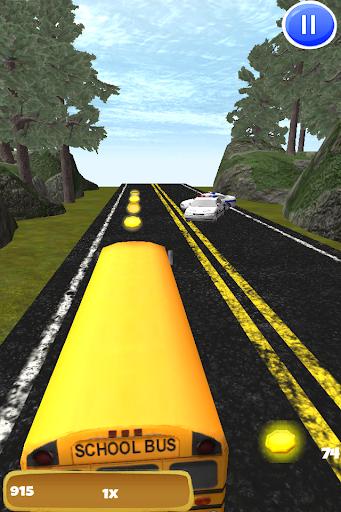公交种族高速公路3D驱动