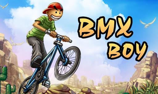 BMX Boy  captures d'écran 5