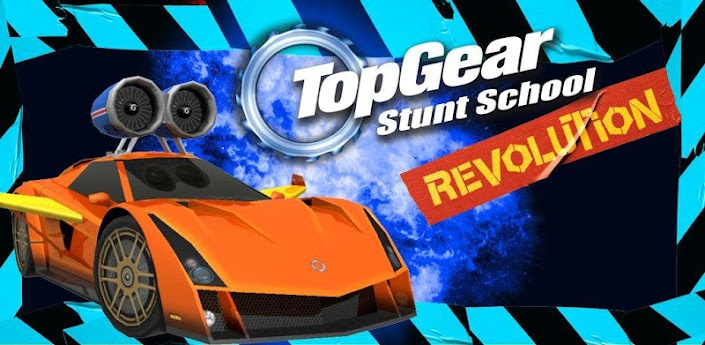 Top Gear SSR Pro (Top Gear: Stunt School Revolution) скачать на android